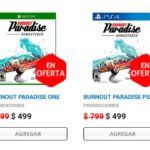 Gamers Oferta Burnout Paradise para PS4 o Xbox One