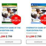 Gamers Oferta Overwatch GOTY