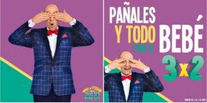 Julio Regalado 2018 Oferta Pañales y Más