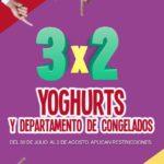 Julio Regalado Oferta Yoghurts y Congelados