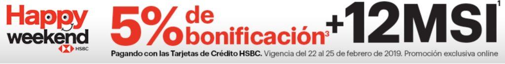 Best Buy Promoción HSBC