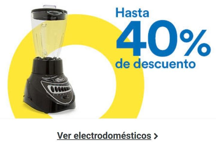 Coppel Oferta Electrodomésticos