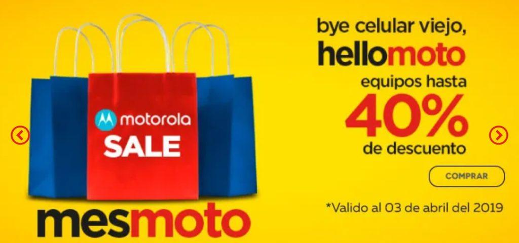 Elektra Oferta Celulares Motorola