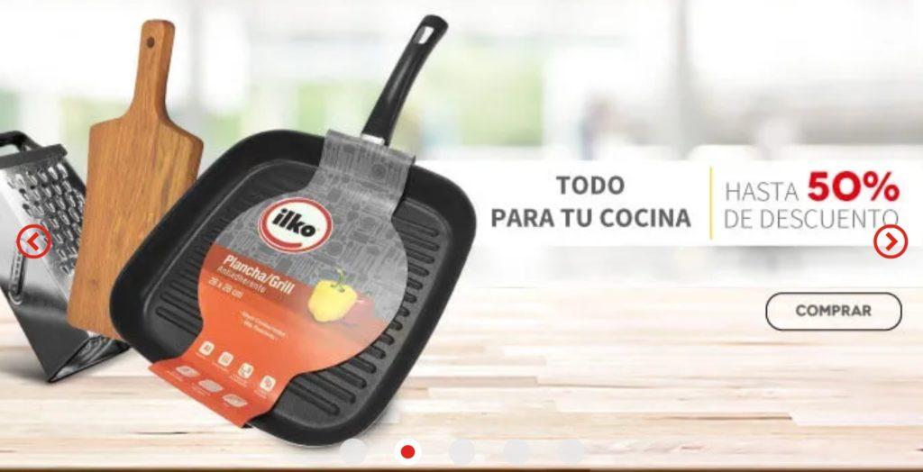 Elektra Oferta Cocina Febrero 26