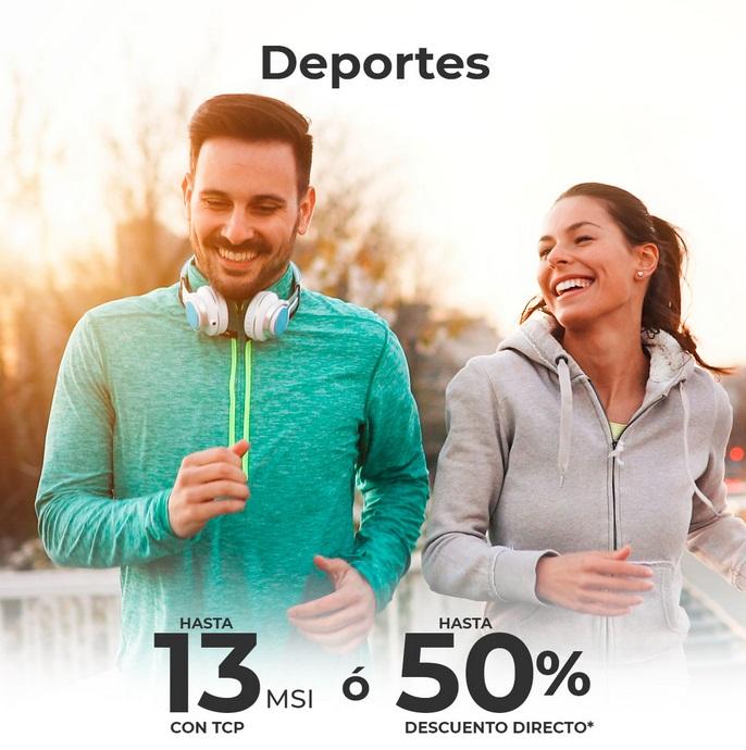 Sears Oferta Deportes