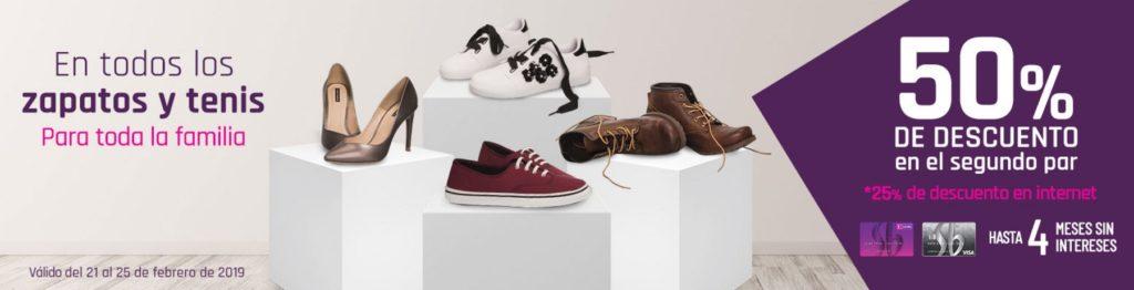 Suburbia Oferta Zapatos y Tenis Febrero 21