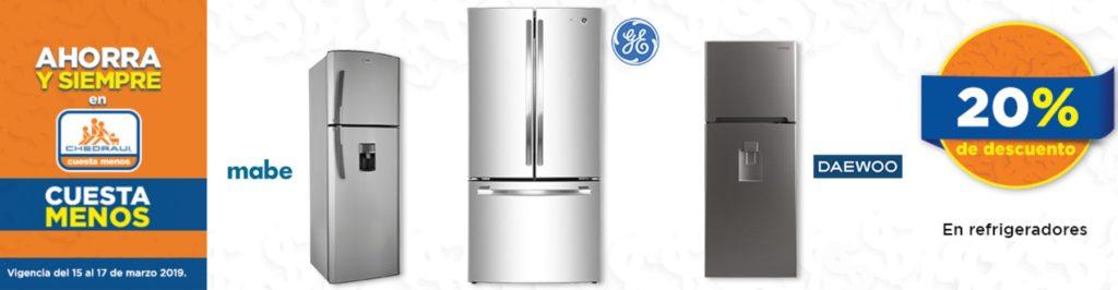 Chedraui Oferta Refrigeradores