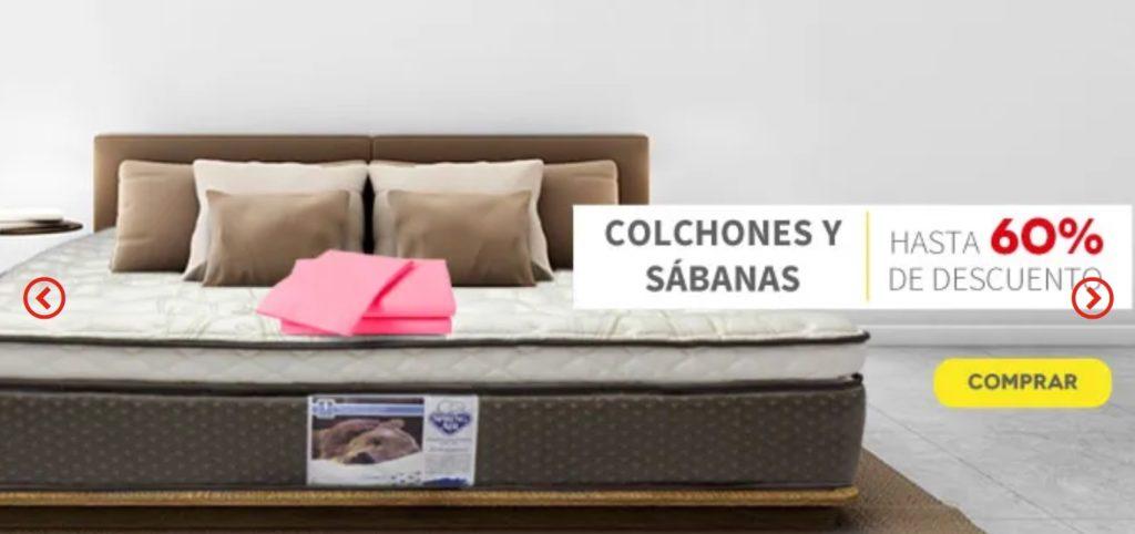 Elektra Oferta Colchones y Sabanas