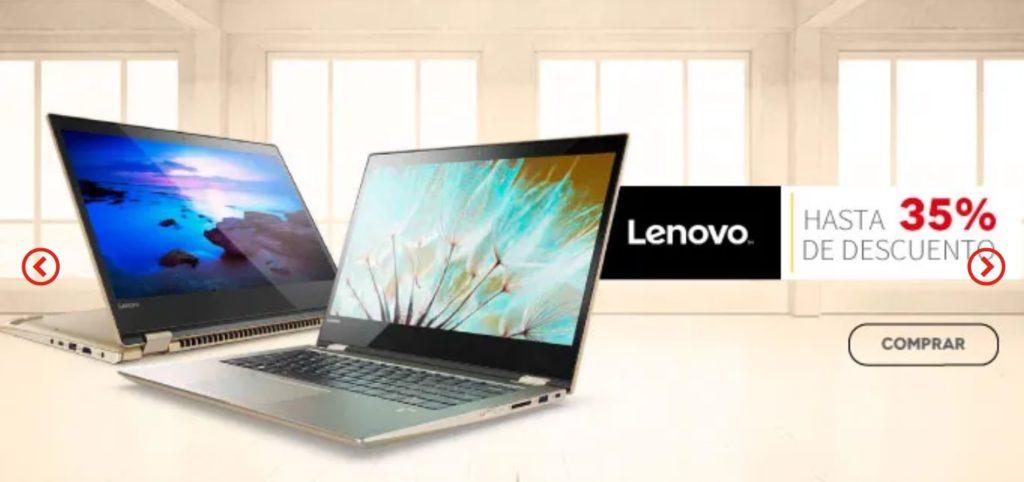 Elektra Oferta Laptops Lenovo