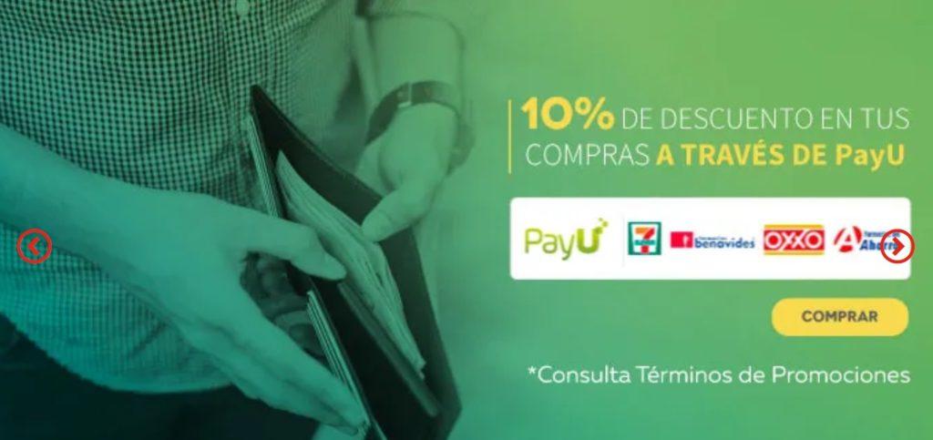 Elektra Promoción PayU