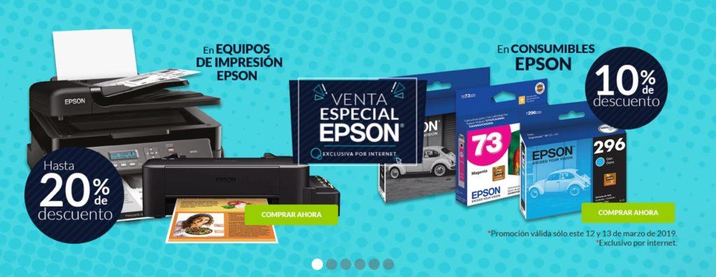 Office Depot Venta Especial Epson