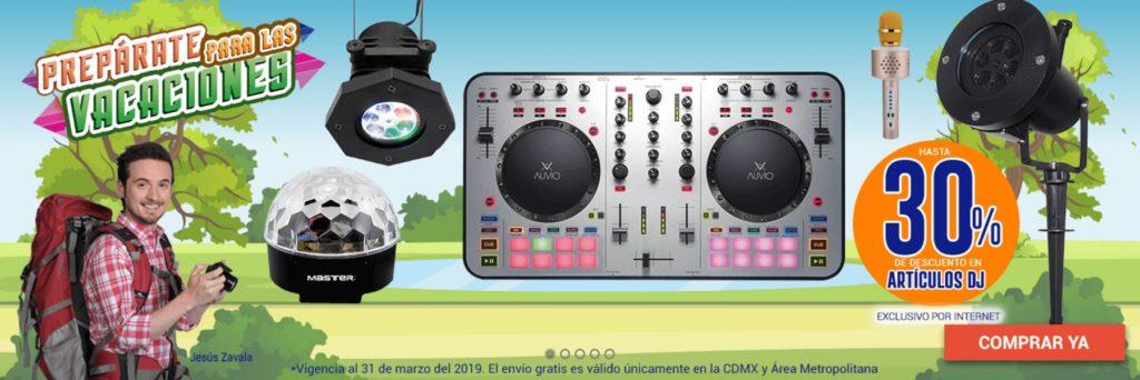 RadioShack Oferta Artículos para DJ