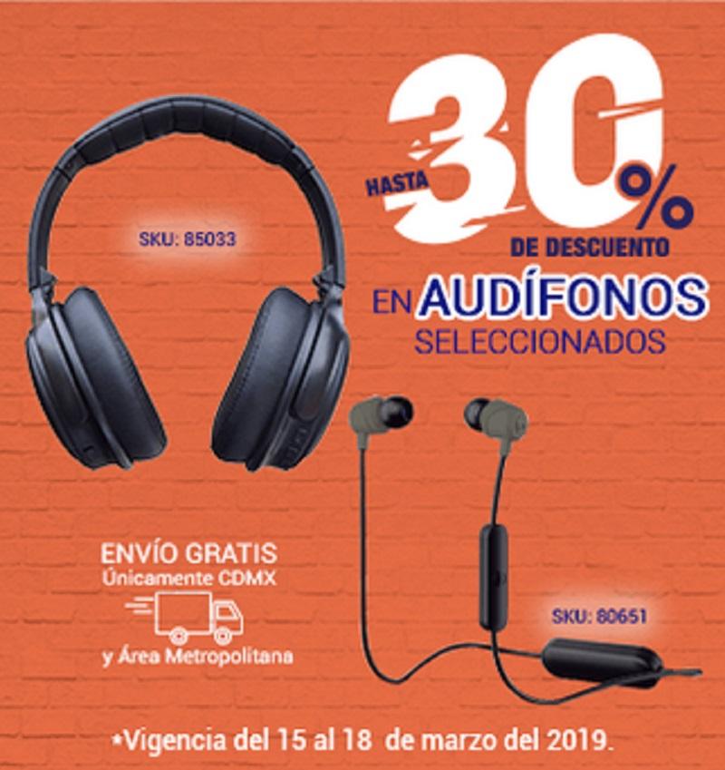 RadioShack Oferta Audífonos Seleccionados