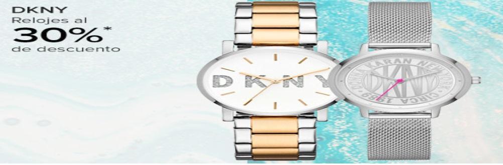 Soriana Oferta Relojes DKNY