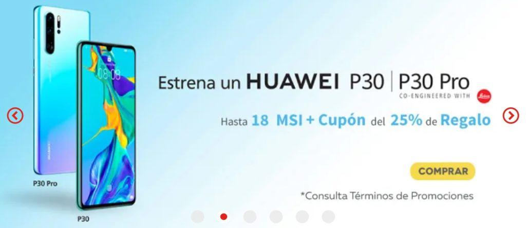 Elektra Oferta Huawe P30