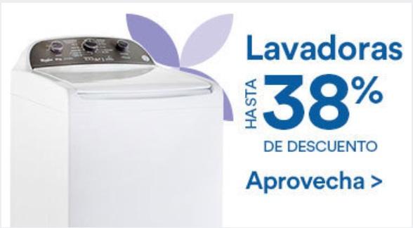 Coppel Oferta Lavadoras Mayo 14