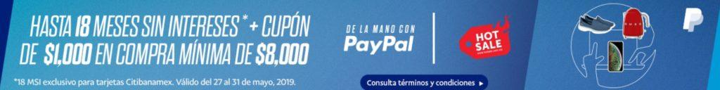 Costco Promoción PayPal Mayo 27