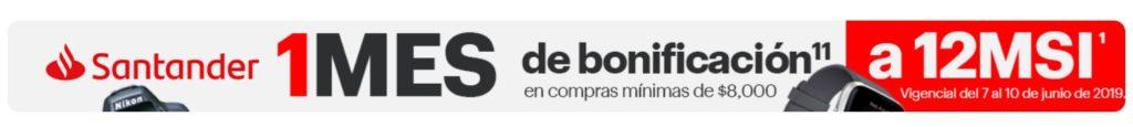Best Buy Promoción Santander