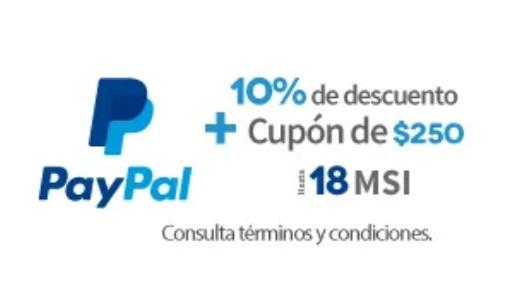 Elektra Promoción PayPal Octubre 8