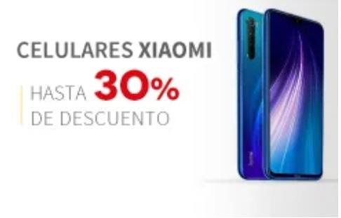 Elektra Oferta Celulares Xiaomi Noviembre 6