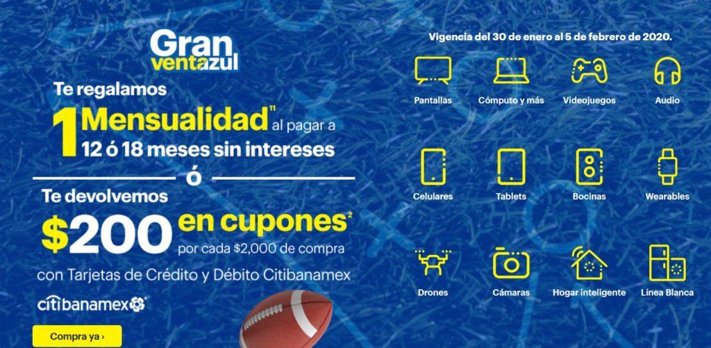 Best Buy Promoción Mensualidad o Cupones
