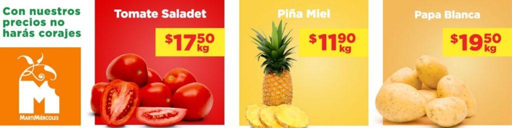 Chedraui Ofertas Frutas y Verduras Enero 21