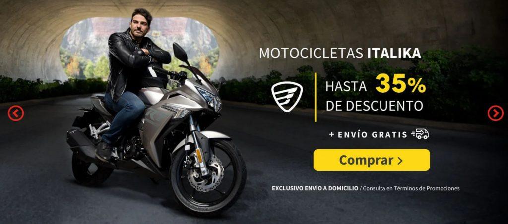 Elektra Oferta Motos Italika