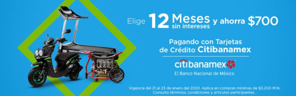 Sam's Club Días Azules Citibanamex