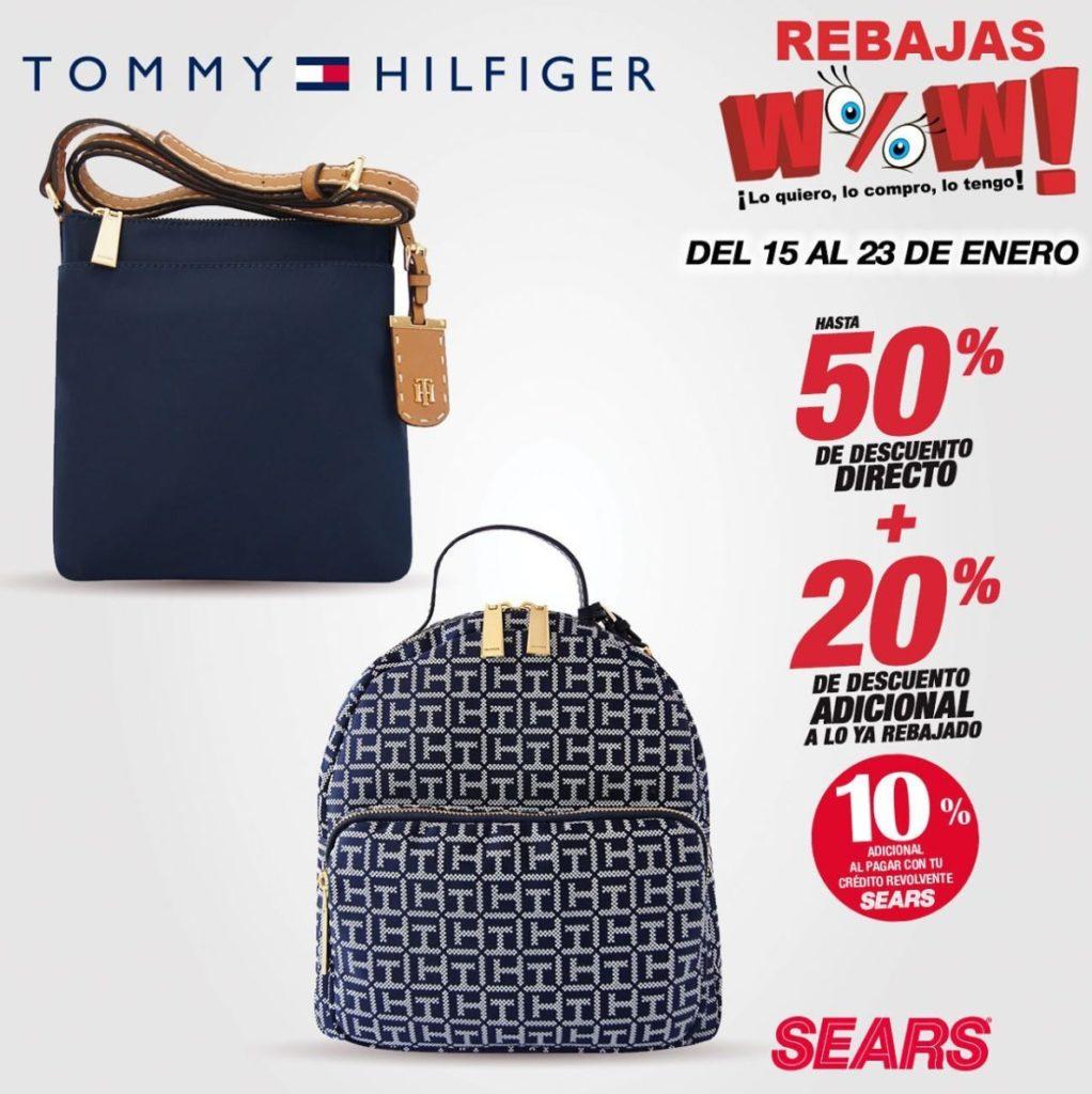 Sears Oferta Bolsas Tommy Hilfiger
