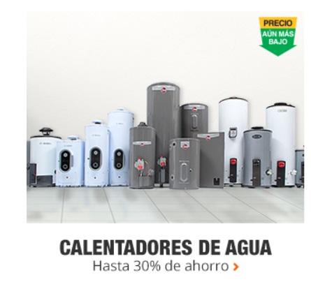 Home Depot Oferta Calentadores de Agua