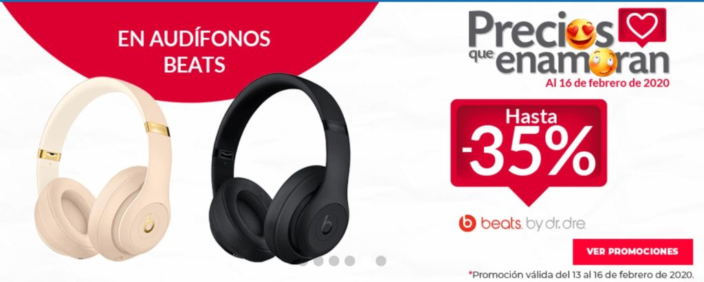 Office Depot Oferta Audífonos Beats
