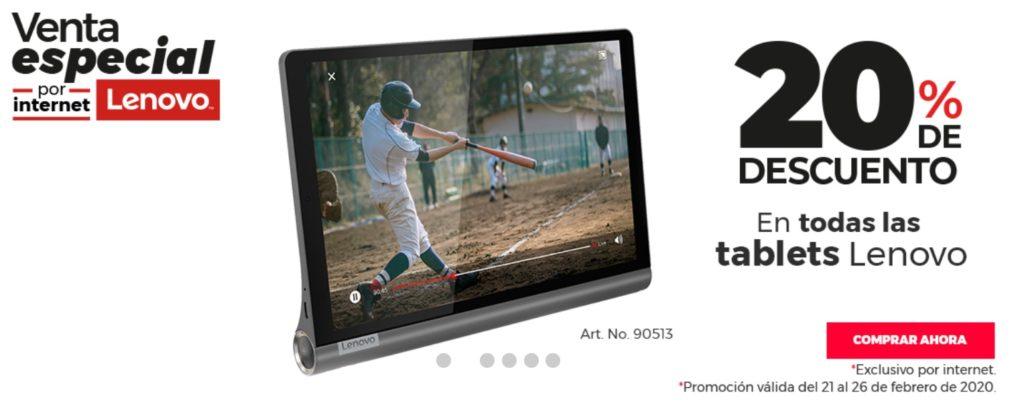 Office Depot Oferta Tablets Lenovo