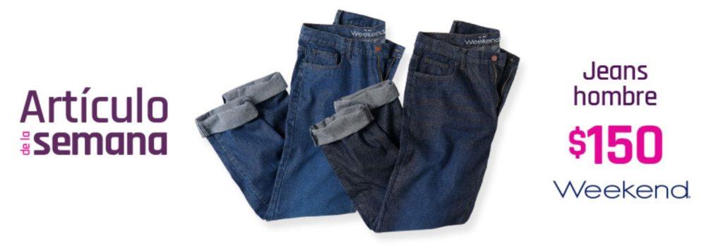 Suburbia Oferta Jeans Weekend para Hombre