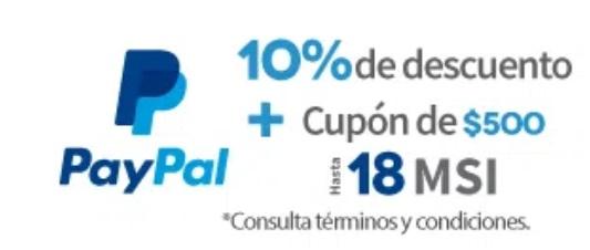 Elektra Promoción PayPal