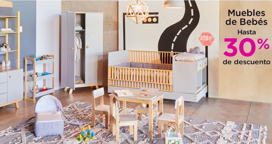 Liverpool Oferta Muebles de Bebés