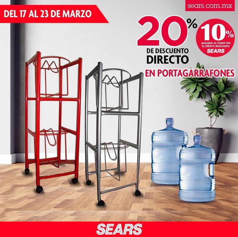 Sears Oferta Portagarrafones
