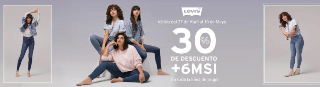 Levi's Oferta Línea de Mujer