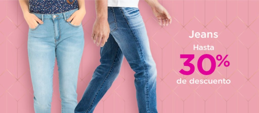 Liverpool Oferta Jeans