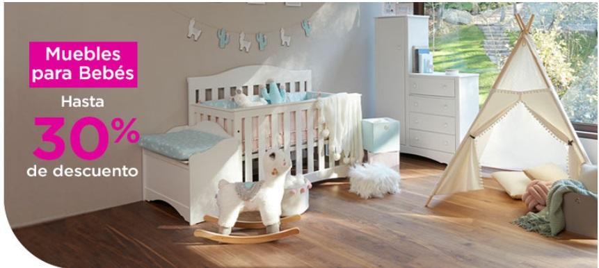 Liverpool Oferta Muebles para Bebés