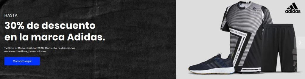Martí Oferta Adidas