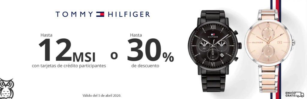 Sanborns Oferta Relojes Tommy Hilfiger