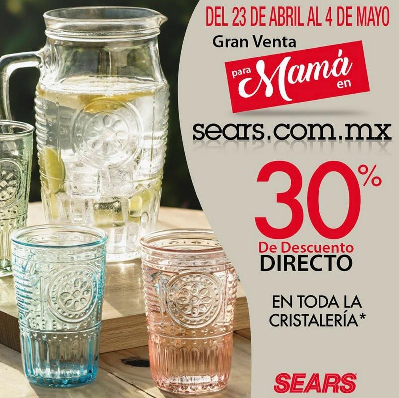 Sears Oferta Cristalería