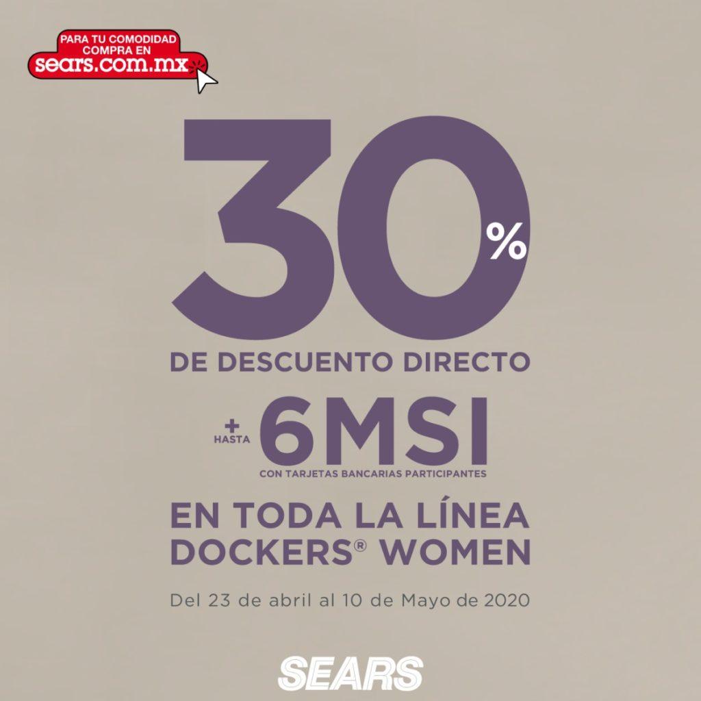 Sears Oferta Dockers Women