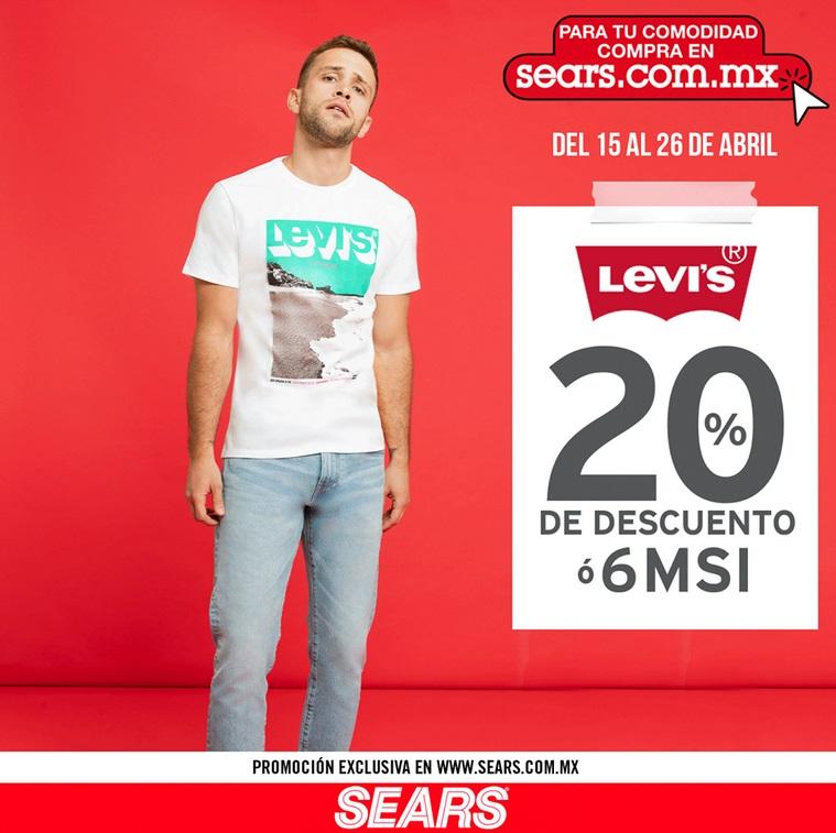 Sears Oferta Levi's