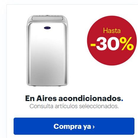 Best Buy Oferta Aires Acondicionados
