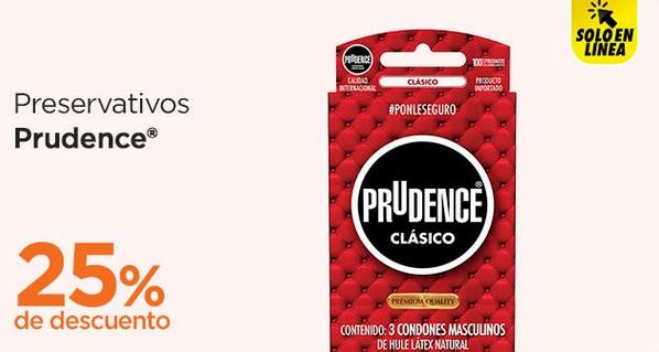 Chedraui Oferta Preservativos Prudence
