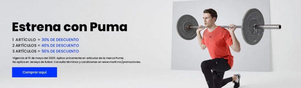 Martí Oferta Puma