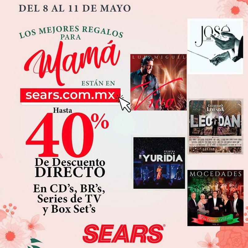 Sears Oferta Cd's, Br's y Más