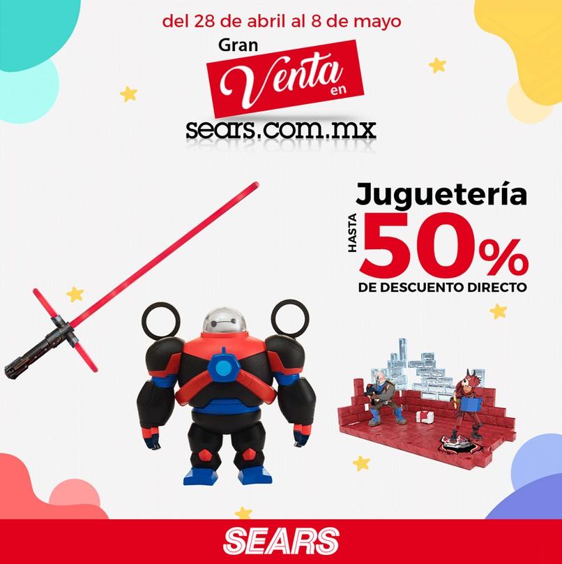 Sears Oferta Juguetería