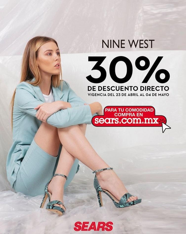 Sears Oferta Zapatos Nine West